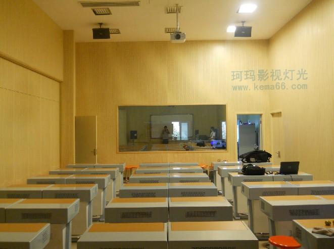 智能视频会议室灯光工程图片