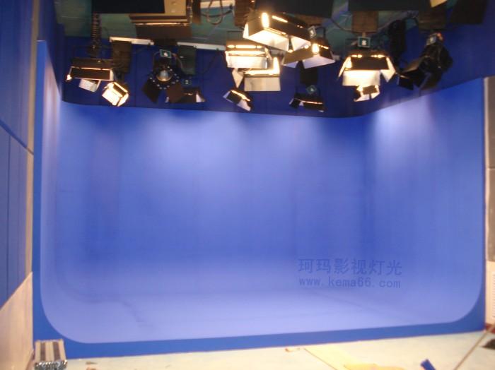 宁夏中卫电视台虚拟演播室