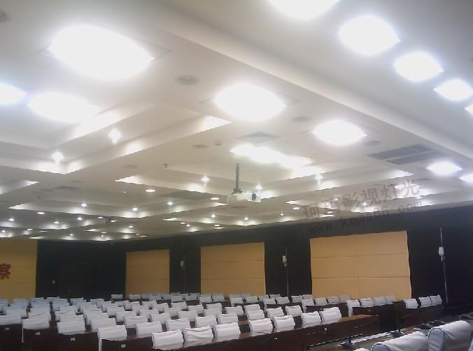 沧州会议室灯光装修
