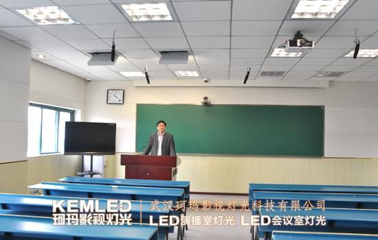 学校最流行的3种录播教室灯光