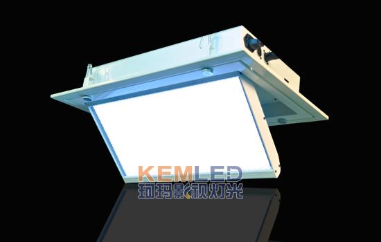 专业的led视频会议室灯必须从灯具设计 照度,眩光,频闪,显色指数,色温