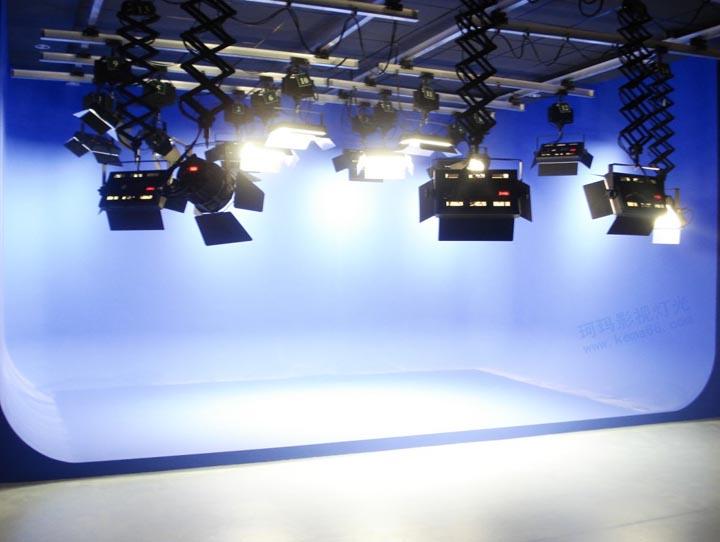 福建光泽<a href='/Product/product-0001,0075.shtml' class='keys' title='点击查看关于LED演播室灯光的相关信息' target='_blank'>LED演播室灯光</a>工程和声学装修