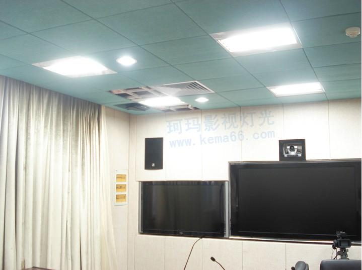 会议室灯光效果图一