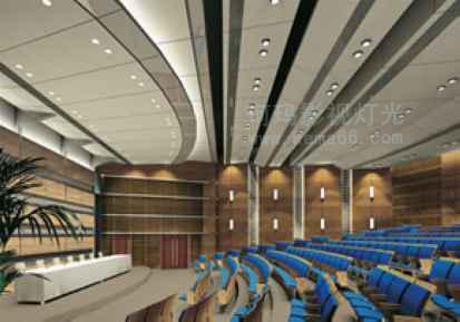 多功能厅声学空间设计