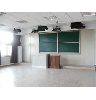 华中师范大学83平米录播教室灯光