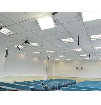 武汉大学录播教室灯光工程