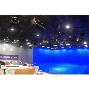 144㎡省级电视台演播室灯光设计方案