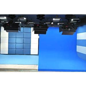 57㎡校园演播室灯光设计方案