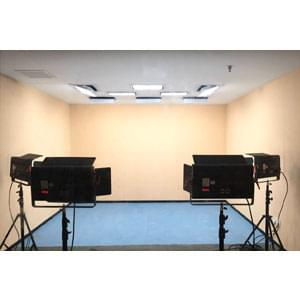 19㎡公安局演播室灯光设计方案