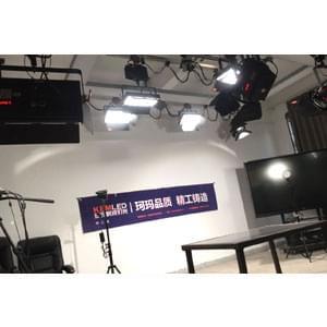 28㎡校园演播室灯光设计方案