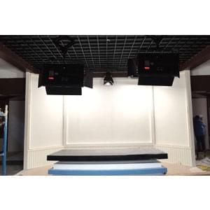 78㎡影视城演播室灯光设计方案