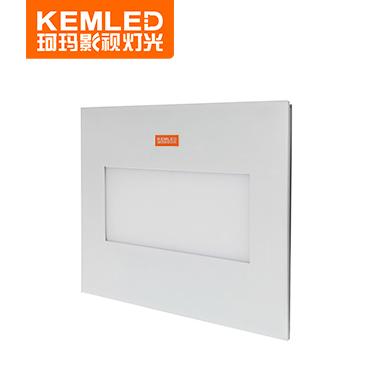 LED嵌入式正方形不动会议室灯100W,CM-LED1200