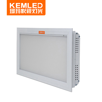 LED嵌入式长方形不动会议室灯100W,CM-LED1200